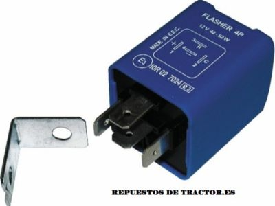 CENTRAL DE INTERMITENCIAS ELECTRICA 12V