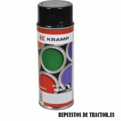 PINTURA EN SPRAY ROJO KVERNELAND 400 ML