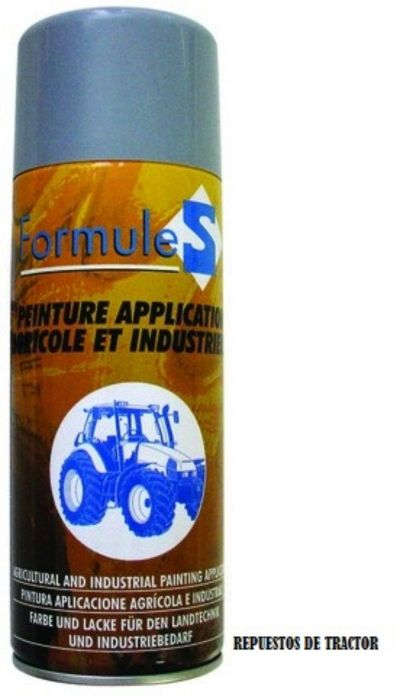 PINTURA EN SPRAY AMARILLO NEW HOLLAND 400ML