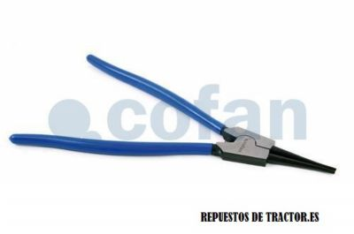 ALICATES CIRCLIP EXTERIOR M-225MM
