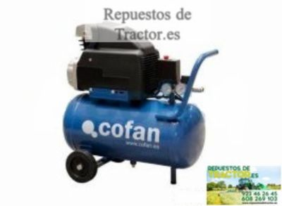 COMPRESOR LUBRICADO 24L/2HP