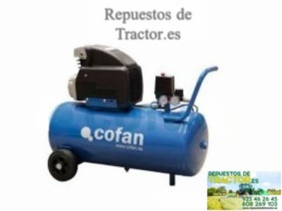 COMPRESOR LUBRICADO 230V 50L/2HP