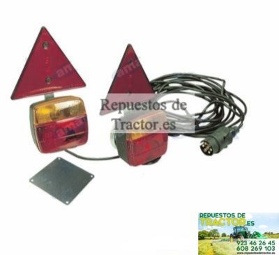KIT PILOTOS CON TRIANGULOS