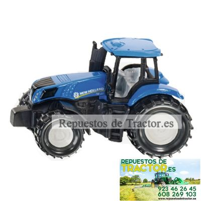 TRACTOR NEW HOLLAND T8.390 SIKU
