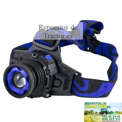 PORTATIL DE LUZ FRONTAL 350LM
