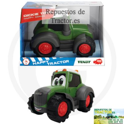 TRACTOR HAPPY FENDT