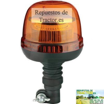 ROTATIVO DESTELLOS LED