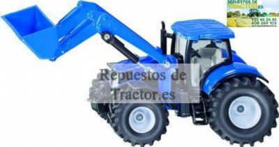 TRACTOR NEW HOLLAND 7070 1/50 SIKU