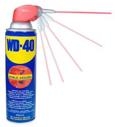 SPRAY MULTIUSOS WD-40. 500ML