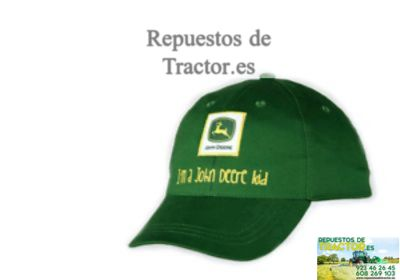 GORRA JOHN DEERE LITTLE BOY