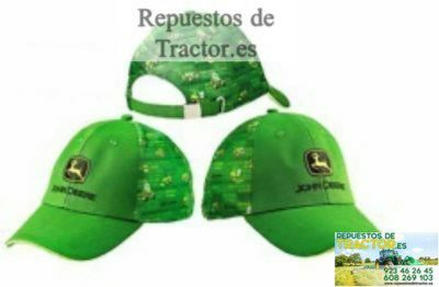 GORRA FRIENDS JOHN DEERE