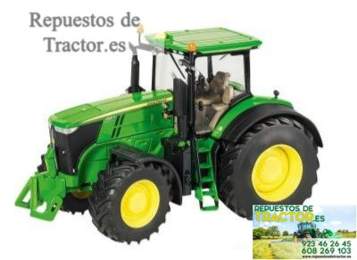 TRACTOR JUGUETE JD 7230R