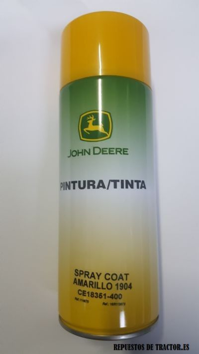 SPRAY PINTURA AMARILLO JOHN DEERE 400ML